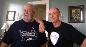 Scott Taylor and Bob Evans